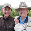 Warren Petrasek, '75 of Palmer, AK and Phil Wilson, '74 of Harvard, MA