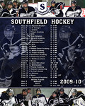 SF Schedule Poster 09-10 w scores