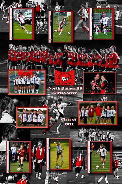 NQHS Soccer 2011 Poster