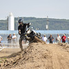 Photo by Samuel Miller<br /> <br /> There comes a time when riding a heavy enduro to strategically eject from the bike.