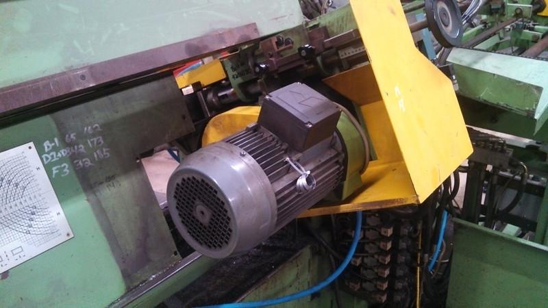 Auto Saw motor