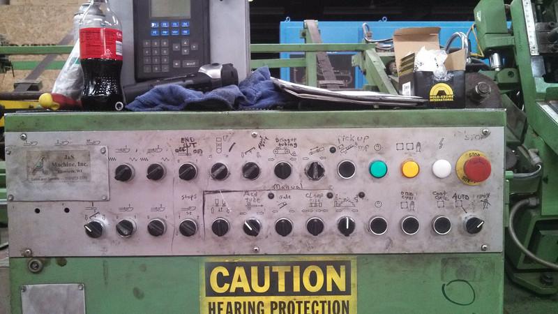 AFCO Saw Panel