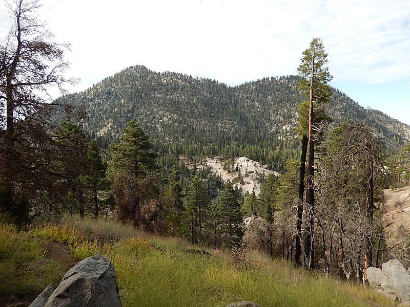Twin Peaks - getting closer.