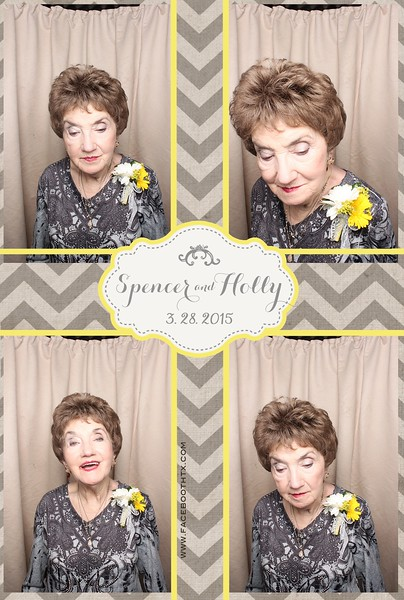 Spencer & Holly's Wedding