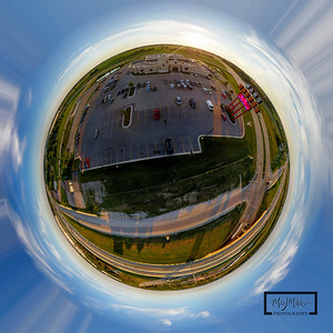 Mars Cheese Castle Spherical Panoramic