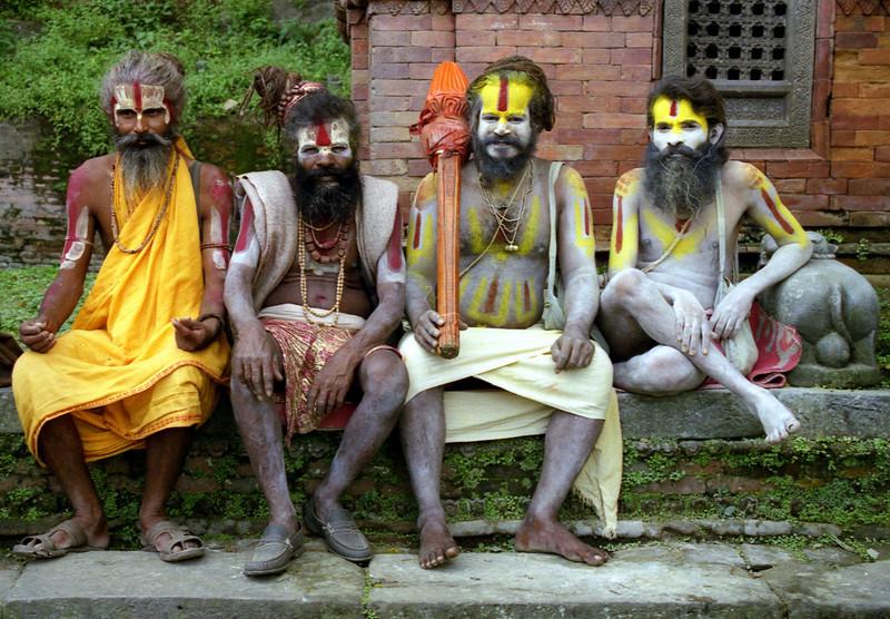 Nepali Sadhus