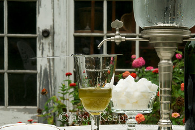 Absinthe In The Country  #184
