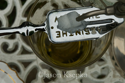 Absinthe In The Country  #179