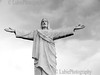 Cusco, Peru. The statue of Cristo Blanco (White Christ)