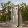 Fountain at Riverfront Park.