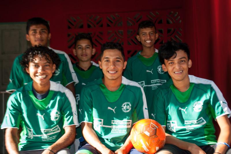 Football Team-Empowerment International