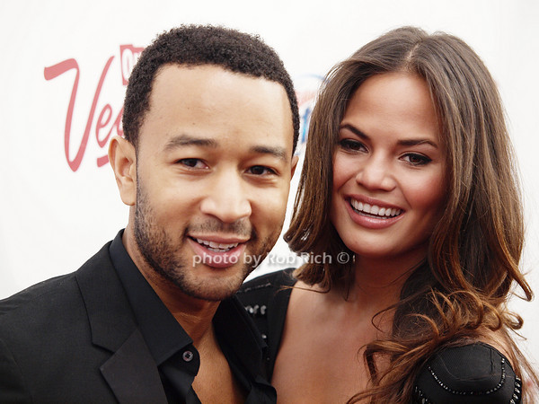 John Legend , Christine Teigen