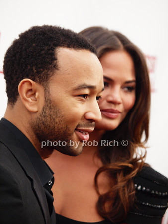 John Legend , Christine Teigen <br /> photo by Rob Rich © 2010 robwayne1@aol.com 516-676-3939
