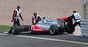 Button Retires - F1 - British Grand PRix 2011