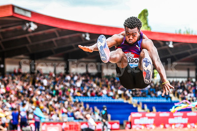 2017 Diamond League Athletics Muller Grand Prix Aug 20th