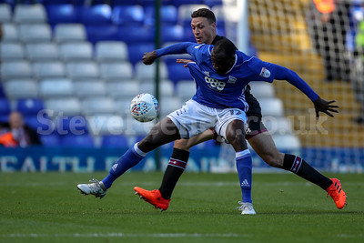 2017 EFL Championship Birmingham City v Aston Villa Oct 29th