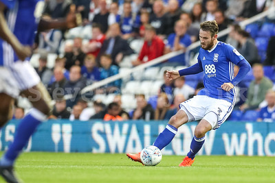 2017 EFL Championship Football Birmingham v Bolton Aug 15th