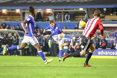 2017 EFL Championship Birmingham City v Brentford Nov 1st
