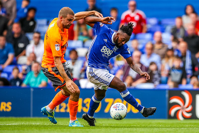 2017 EFL Championship Birmingham v Reading Aug 26th