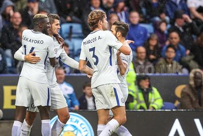2017 EPL Premier League Leicester City v Chelsea Sep 9th