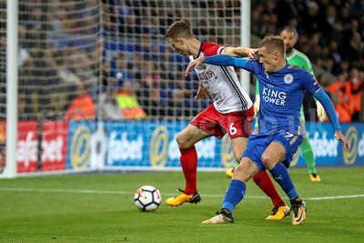 2017 EPL Premier League Leicester City v WBA Oct 16th