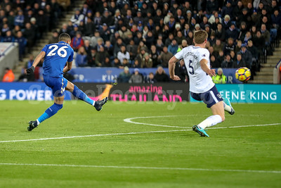 2017 EPL Premier League Leicester City v Spurs Nov 28th
