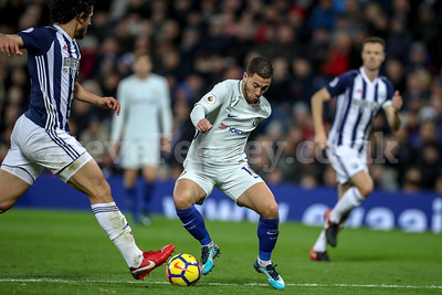 2017 EPL Premier League WBA v Chelsea Nov 18th