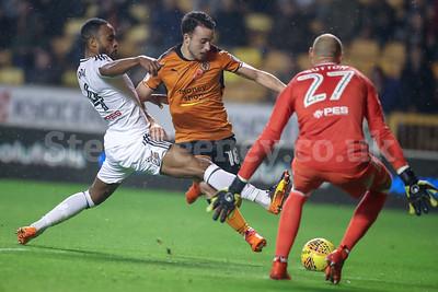 2017 EFL Championship Wolves v Fulham Nov 3rd