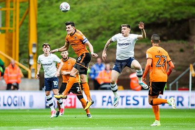 2017 EFL Championship Football Wolves v Preston Oct 21st