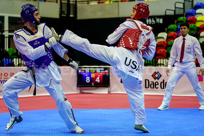 2017 WTF World Taekwondo Grand-Prix Series Oct 22nd