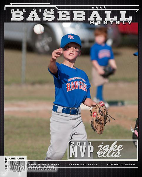 Magazine Cover (Baseball)