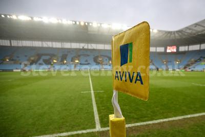 2017 Aviva Premiership Wasps v Leicester Dec 2nd