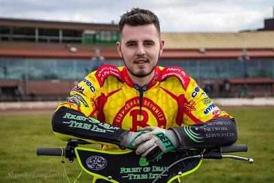 Birmingham Brummies Speedway Media Day