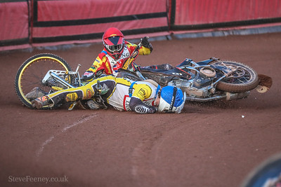 British Speedway Under 21 Semi Final