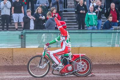 2017 British Speedway National League Cradley Heathens v Stoke Potters 24th July