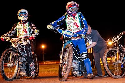 Cradley Heath Golden Hammer, Speedway