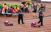 World Para Athletics Championships - The Javelin Vans