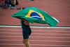 Men's T47 100m Final - dos Santos