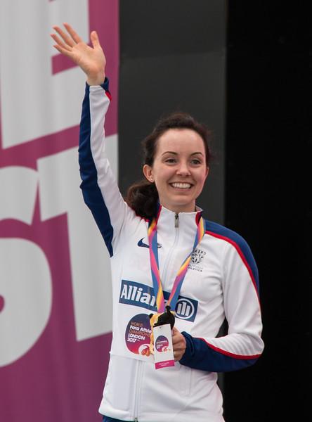 Stef Reid - T44 Women's Long Jump
