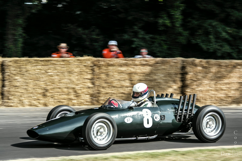 1961 BPM P57 at Goodwood Festival of Speed in South-east England. 2013.
