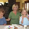 Best Grandma ever with her sweet Grandchildren Georgia and Grace.