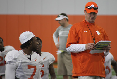 Mike Williams and Jeff Scott