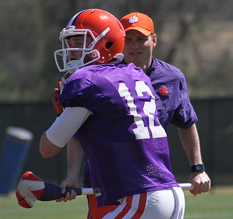 Schuessler and Brandon Streeter