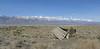 Sierra Nevada Mountains from near Lone Pine, California