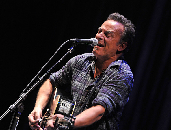 Springsteen for Aries Dad - Light of Day Concert 2012