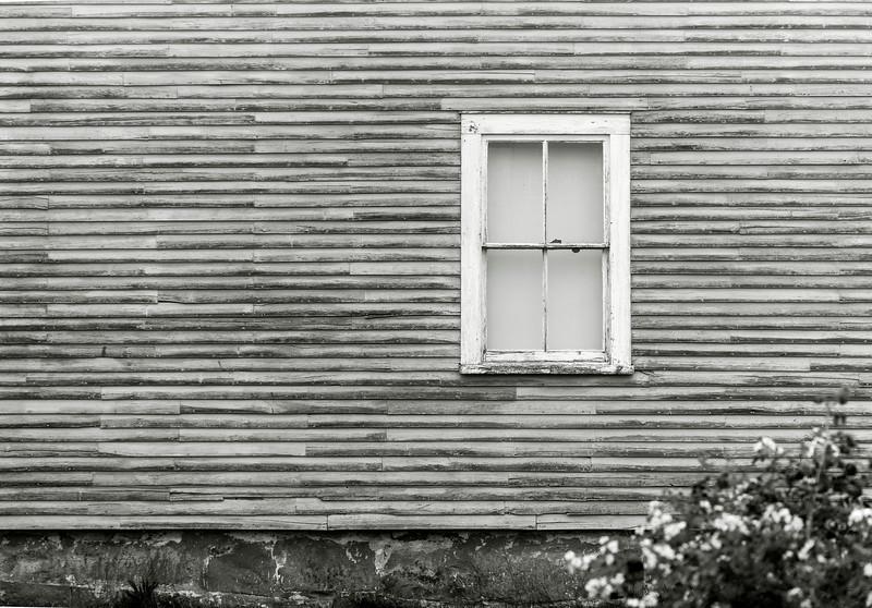 Window in Port Clyde