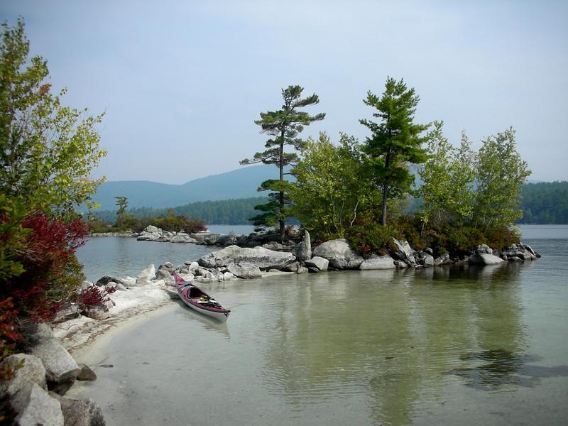 "Yard Island, ""On Golden Pond"" Squam Lake, NH"