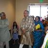 Sri Gajapati Maharaja Dibyasingha Deb Visit to Hindu Temple