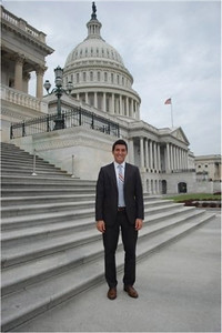 Matt Mollozzi: A former GWU soccer player and a 2008 grad, Matt works on Capitol Hill on staff for Congressman Geoff Davis of Kentucky.