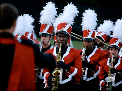 Big Sound in the Big South: Gardner-Webb students who are musically inclined can also audition for the Marching Bulldogs, who bring sensational sound to every home GWU football game.  Students who make the band are even awarded scholarships.